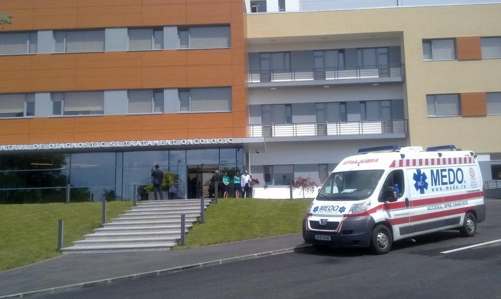 Centrul Regional de Diagnostic şi Tratament Oncologic Brasov