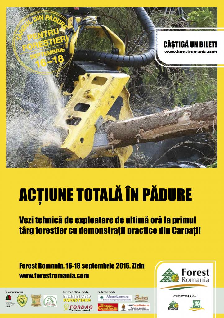 Participare Medo Brasov la Forest Romania