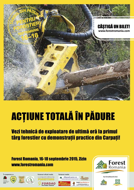 Medo Brasov participa la Forest Romania!